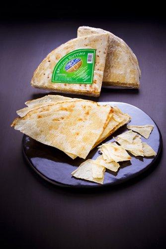 saveurs de sardaigne, pain carasau