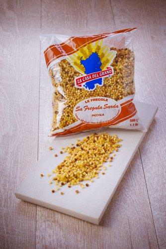 saveurs de sardaigne, pâtes fregola finnes