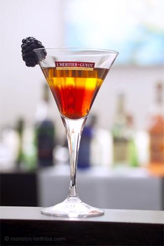 Héritier Guyot cocktail cassis