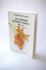 couverture livre monde devenu food
