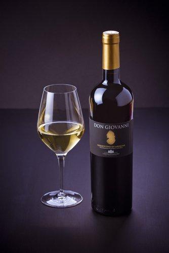 saveurs de sardaigne, vin don giovani
