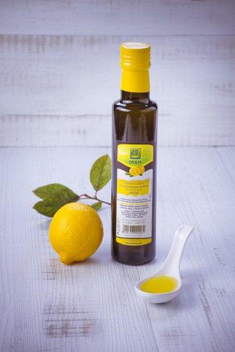saveurs de sardaigne, huile olive citron
