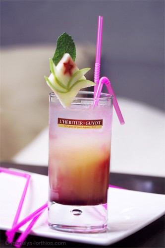 Héritier Guyot cocktail murmure et chuchotement