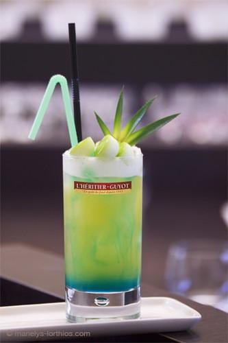 Héritier Guyot cocktail passion normande