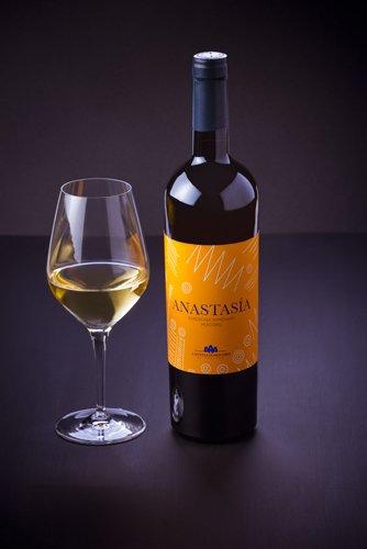 saveurs de sardaigne, vin anastasia