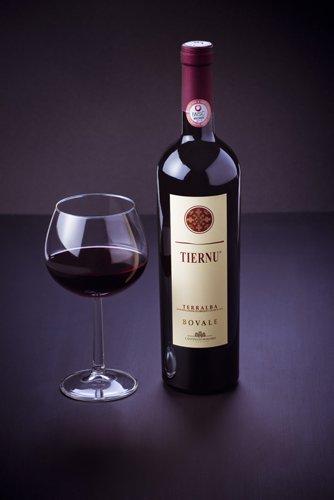 saveurs de sardaigne, vin tiernu