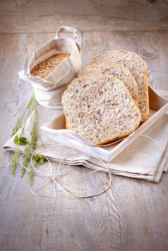 recettes sans gluten pain au lin