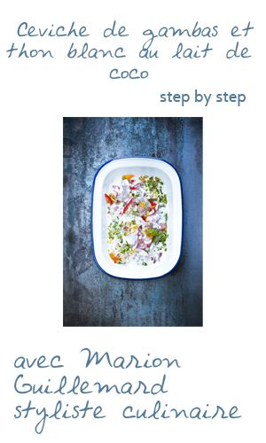 salade thon step by step