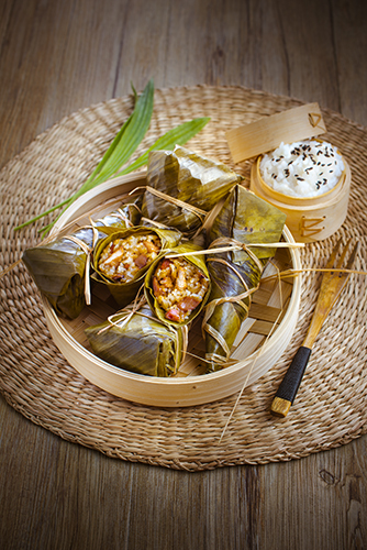 LOTUS-LEAF-WRAPPED-STICKY-RICE