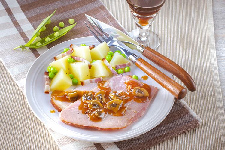 jambon-vapeur-au-madere-et-champignons-pomme-de-terre-vapeur