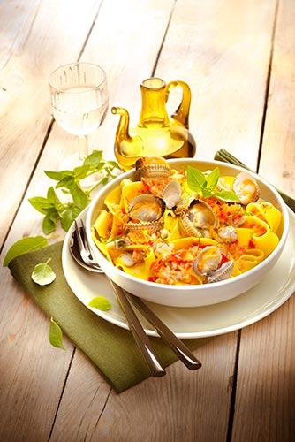 pates-fait-maison-aux-palourdes-recette-mediterannee-companion-moulinex