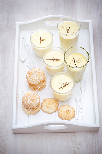 menu blanc blanc manger et macarons coco moulinex white recipes