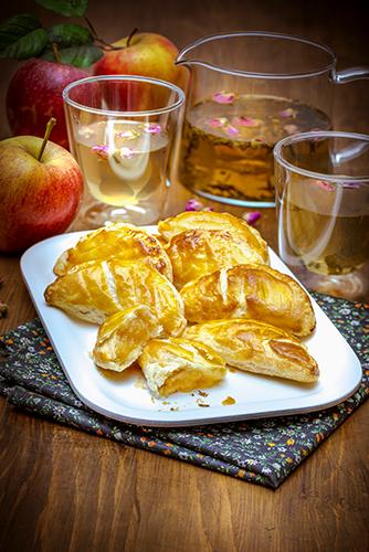 recette pour brunch chausson aux pommes cuisine companion moulinex brunch recipes