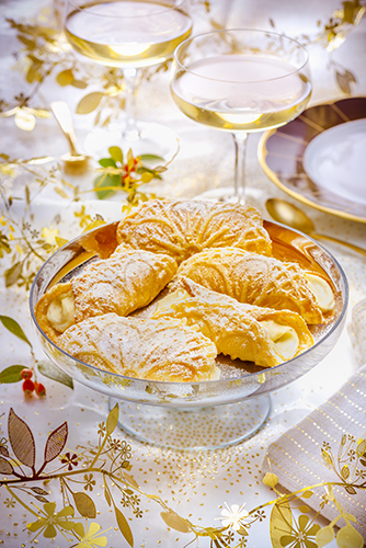 bricelets au Gewurtztraminer snack collection tefal