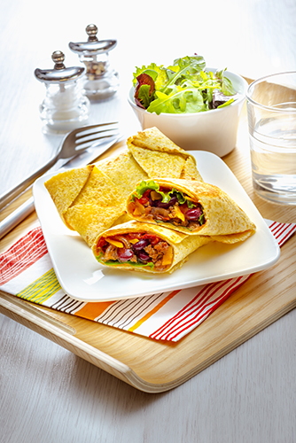 tortilla mode tex mex snack collection tefal