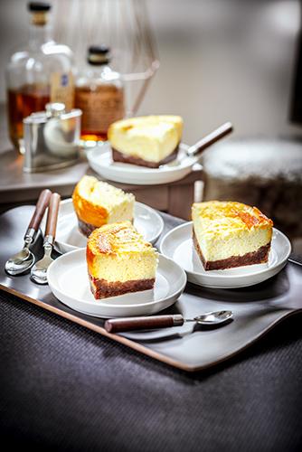 recette idéale pour soirée télé cheesecake revisité aux cookies dinner recipes