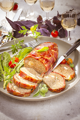 recette italienne pain de viande companion moulinex italian food