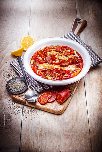 recettes crockpot chicken stew chorizo recipes crockpot