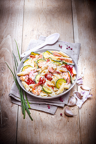 recettes crockpot one pot pasta with shrimp mascarpone recipes crockpot