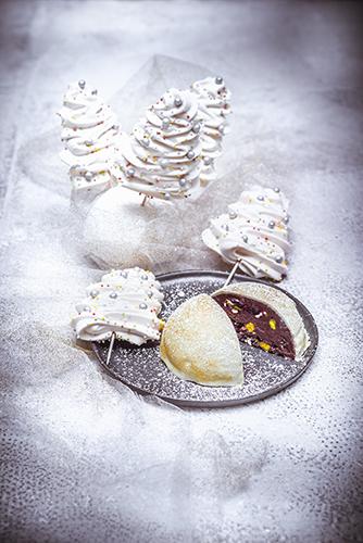 noel_chic recettes sucettes_sapins_meringues_dome_tout_chocolat christmas_recipes Companion_moulinex