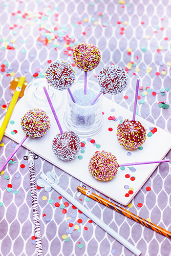 carnaval recettes cake pops chocolat