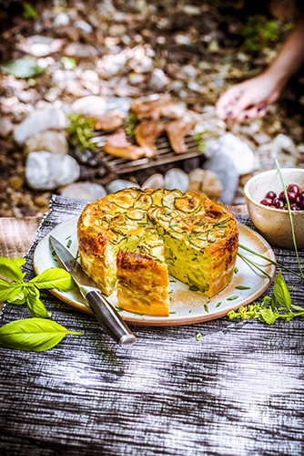 recette-barbecue-grillade-agneau-gateau-invisible-courgette