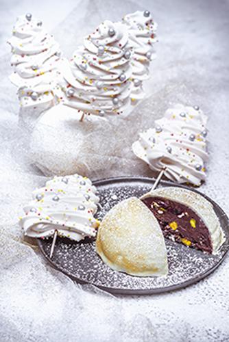sapins-meringue-et-dome-chocolat