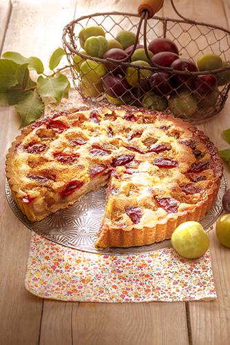 tarte-prune