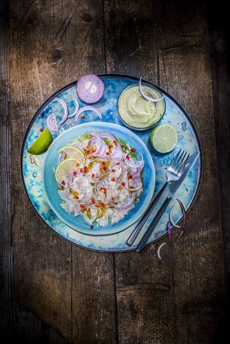 ceviche-dorade-guacamole-avocat-citron-vert-recette-latino-marielys-Lorthios-photographe