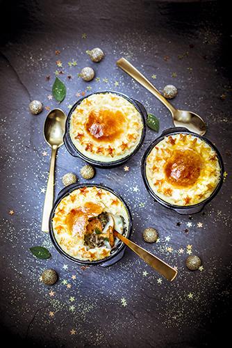tare-aux-girolles-et-aux-escargots-recettes-speciales-noel