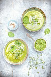 legumes-printemps-recette-veloute-petits-pois-epinards-pesto-pistaches