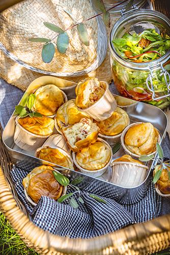panier-picnic-muffin-coppa-parmesan